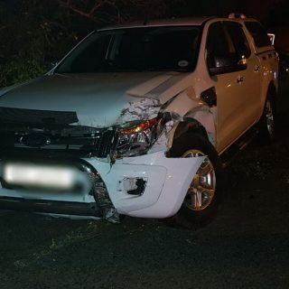 KwaZulu-Natal: No injuries reported in a collision between a LMV and a LDV on Se… 44115756 2002552873099172 3666640832162693120 o 320x320