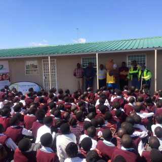 We continue with our school visits, today we are at Bertha Gxowa primary in Heid… 44191139 1903951026353679 9133807971434758144 o 320x320