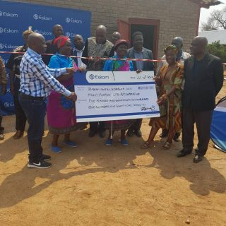 #EskomLimpopo recently engaged the Waterval Electricity Customer Communication S… 44247660 2458105914216138 1352473879976607744 o 320x320