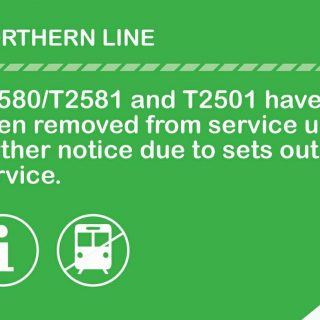 #NorthernLineCT #ServiceAdvisory 44313059 2757142734311295 2652785047135846400 o 320x320