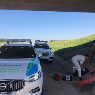 24 October 2018  Child knocked on N2   Earlier this morning, IPSS Medical Rescue… 44703404 2361583543916932 2305514676143783936 o 320x320