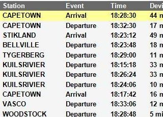 #Trainreport #NorthernLineCT   Please note current trains operating to and from … 44972069 2785524161473152 8004920073024176128 n 320x230