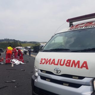 30 October 2018  1 dead in truck accident-Zinkwazi   Earlier this afternoon IPSS… 45000650 2373597089382244 8873280671213158400 o 320x320