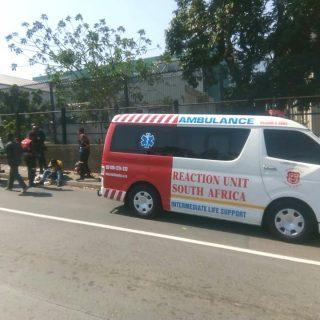 Biker Injured In Accident: Verulam CBD – KZN  A 26 year old man sustained modera… 45013083 2175892465762669 9159693700673044480 n 320x320
