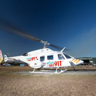 Helicopter Emergency Medical Services: Netcare 2 a specialised helicopter ambula… 45045123 2025009544186838 4946261771762532352 o 320x320