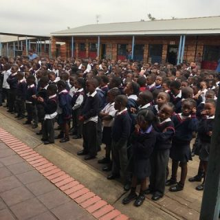 Road Safety Education with SA Taxi at Letsemeng Primary School in Sebokeng 45140518 1927812583967523 7934959393689305088 n 320x320
