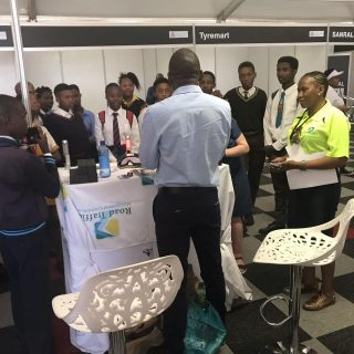 Career Expo and road safety promotion in Welkom. 45150005 1924785817603533 8877339965063692288 n 320x320