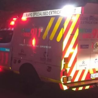Gauteng: At 11H46 Wednesday morning Netcare 911 responded to reports of an indus… 45252616 2026441940710265 5281068920755716096 n 320x320