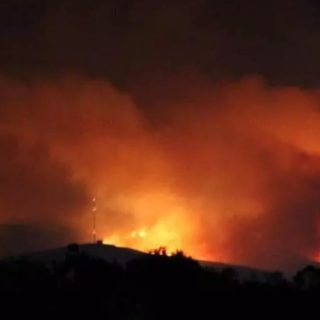 BREAKING NEWS: #GardenRouteFires ALL roads leading into the Eastern Cape from Pl… BREAKING NEWS GardenRouteFires ALL roads leading into the Eastern Cape from Pl