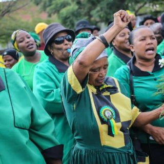 Castrate rapists, says ANC Women's League Castrate rapists says ANC Womens League 320x320