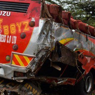 Fatal Kenya bus crash kills at least 50 Fatal Kenya bus crash kills at least 50 320x320