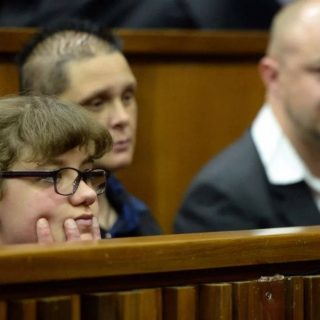 Krugersdorp Killers trial: Court hears there was never an 'Electus Per Deus' min… Krugersdorp Killers trial Court hears there was never an Electus Per Deus min 320x320