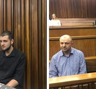 #KrugersdorpKillers : The defense team to begin their cross-examination of the 1… KrugersdorpKillers The defense team to begin their cross examination of the 1 320x296