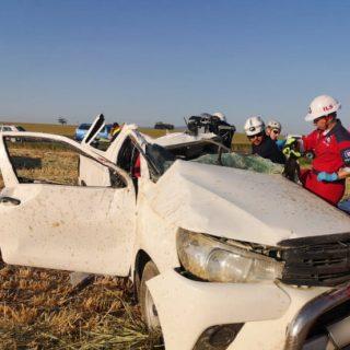 [PHILADELPHIA] – Vehicle rollover leaves one dead, two critical. – ER24 PKILADELPHIA     Vehicle rollover leaves one dead two critical 320x320
