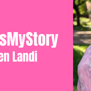#ThisIsMyStory by Karen Landi  I am writing this story for me. I have always wri… ThisIsMyStory by Karen Landi I am writing this story for me