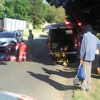 WATCH: Pedestrian mowed down by speeding taxi driver WATCH Pedestrian mowed down by speeding taxi driver 320x320