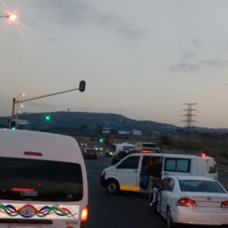 [WILGEHEUWEL] – Taxi and car collide leaving at least seven injured. – ER24 WILGEHEUWEL     Taxi and car collide leaving at least seven injured