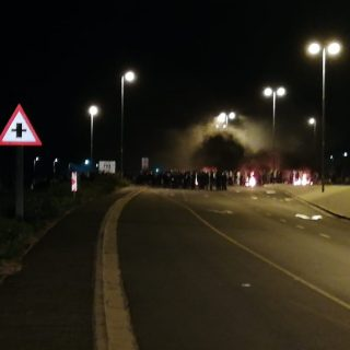 Hermanus CPF 01/11/18 at 20h10 : we confirm that there is a situation unfolding … 45143908 1888593781189438 8784172641125662720 o 320x320