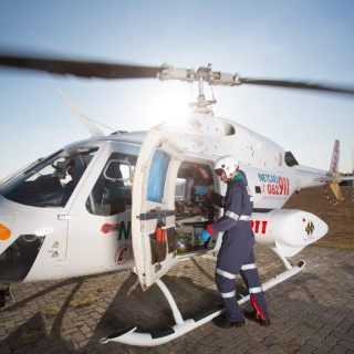 Helicopter Emergency Medical Services: Netcare 2 a specialised helicopter ambula… 45213301 2029331113754681 5537936762812235776 o 320x320