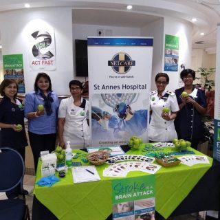 KwaZulu-Natal: Netcare St Anne's Hospital recently held a Stroke Awareness initi… 45217975 2029792410375218 4410449135409299456 n 320x320