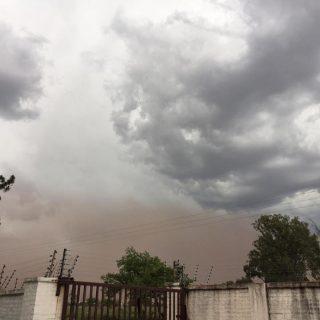 Dust storm 5 Nov 2018 Lanseria area (photo Adrian Munro) 45333807 909138462622811 5315586988798115840 n 320x320