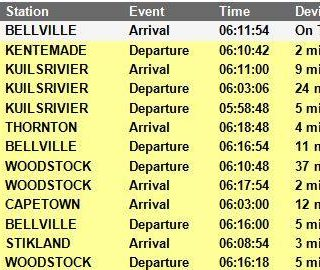 #Trainreport #NorthernLineCT   Please see the current trains operating to and fr… 45384734 2802560949769473 7288565750489415680 n 320x270