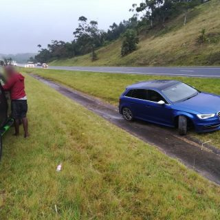 KwaZulu-Natal: No injuries reported when the driver of a light motor vehicle los… 45389559 2033891193298673 9070560519257063424 o 320x320