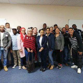 #EskomWesternCape Contractors attended a Behavioral Based Safety workshop to equ… 45477105 2494253070601422 8399216659415433216 o 320x320