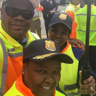 Our chairman Mr Zola Majavu with the Chief of the National Traffic Police(NTP) a… 45500515 1937326059682842 2253288681278275584 o 320x320
