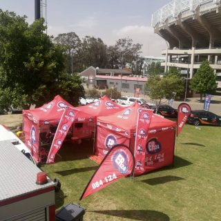 ER24 stood by at the armed forces day activation at the Free State Stadium this … 45539889 2015140131880674 5597449216940048384 o 320x320