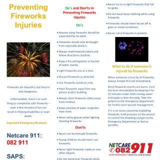 Preventing Fireworks Injuries. 45549370 2033378133349979 1526639068731932672 o 320x320
