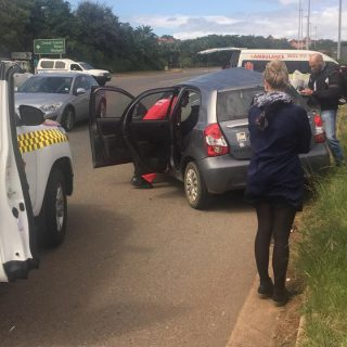 Serious collision on the M4 zimbali contractors gate, female occupant entrapped … 45556247 2392718370803449 1069959821828030464 o 320x320