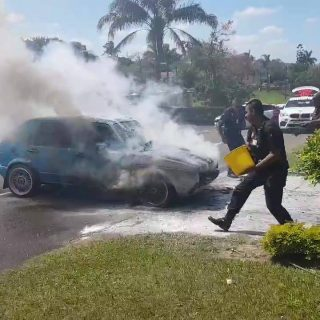 Video: Vehicle Burnt During Test Drive: Brindhaven – KZN  A VW Golf was extensiv… 45662737 703394173367909 6402278345353986048 n 320x320