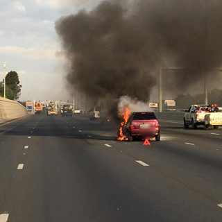 Gauteng: No injuries reported at a vehicle fire on the N1 North bound near Buccl… 45693921 2039047182783074 2576113644609732608 o 320x320
