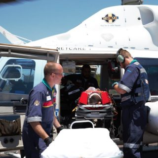 Helicopter Emergency Medical Services:Netcare 2 a specialised helicopter ambulan… 45737172 2037706612917131 7964858091260870656 o 320x320