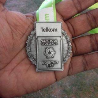Telkom 947 Cycle Challenge MTB race: Well done to all the participants of today'… 45797655 2041265505894575 4766770969589055488 o 320x320