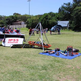 Emergency Services Awareness Day held at Crusaders Sports Club yesterday. IPSS M… 45882114 2400508800024406 3011022836161576960 o 320x320