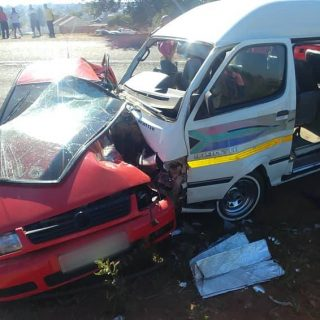 One person sustained serious injured in a collision between a taxi and a car on … 45893015 2021026401292047 2384040224641515520 o 320x320