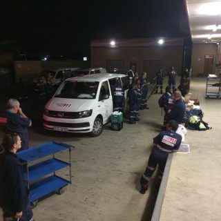 Telkom 947 Cycle Challenge MTB: pre race briefing, making sure our riders are in… 46066478 2040920572595735 5158770152203878400 o 320x320