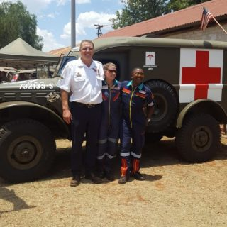 Gauteng: Recently Netcare 911 was invited to attend a First World War Day of Rem… 46178210 2044167258937733 7849223582944067584 o 320x320