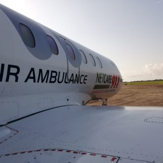 Angels Over Africa: A Netcare 911 air ambulance with Doctor and Paramedic has be… 46192591 2046543445366781 1730258138180878336 o 320x320