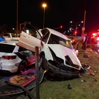 Gauteng: At 19H49 Tuesday night Netcare 911 responded to reports of a collision … 46239294 2045162442171548 5594313946648543232 o 320x320