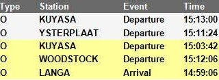 #Trainreport #CentralLineCT   Please see the current trains operating to and fro… 46289311 2823190681039833 2654141775765045248 n 320x117