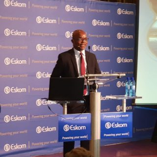 #HappeningNow #EskomCEO Phakamani Hadebe opens todays proceedings at the 2nd Sys… 46349047 2510122205681175 8252201204478640128 o 320x320