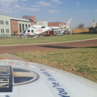 Helicopter Emergency Medical Services: Netcare 1 a specialised helicopter ambula… 46349097 2048978828456576 8605885301673426944 o 320x320