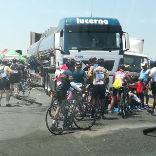 Telkom 947 Cycle Challenge: Photo's of the days event. #947CycleChallenge #CC201… 46423648 2050738368280622 646224232509865984 o 320x320