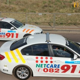 Telkom 947 Cycle Challenge: The Netcare 911 Fleet at the 947CC closing parade.  … 46446901 2050982428256216 6618546651835400192 o 320x320