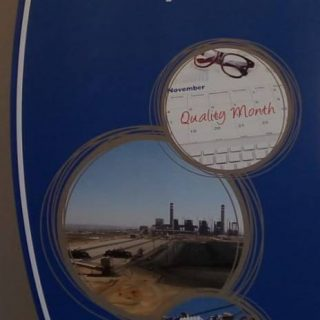 Since 2012, Eskom has celebrated November as Quality Month and our theme for 201… 46472474 2517407278286001 6709335440064774144 n 320x320
