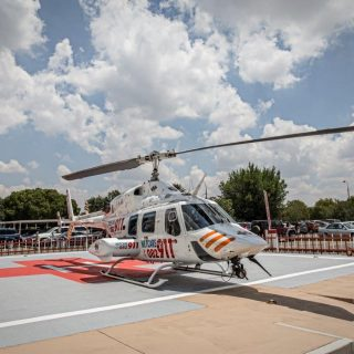 Helicopter Emergency Medical Services: Netcare 2 a specialised helicopter ambula… 46501269 2055892731098519 1869434156816007168 o 320x320