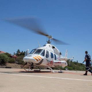 Helicopter Emergency Medical Services: Netcare 2 a specialised helicopter ambula… 46506102 2055588114462314 4719720599293788160 o 320x320